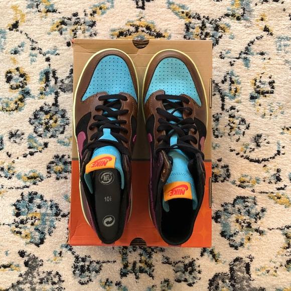 Nike Shoes | Nike Dunk High Nl